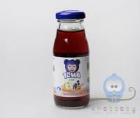 ТЕМА сок яблочно-черничный без сахара 170 г