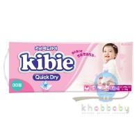 Kibie Quick Dry подгузники для девочек L 9-14кг 40 шт